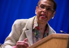Eleanor Holmes Norton Fights for Equal Pay